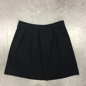 "Madewell ""Bistro"" Black Skirt"